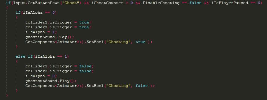 C# script in Unity