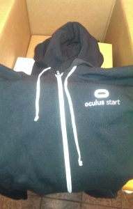 Oculus hoodie