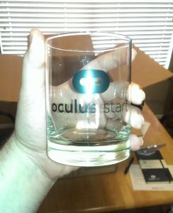 Oculus glass
