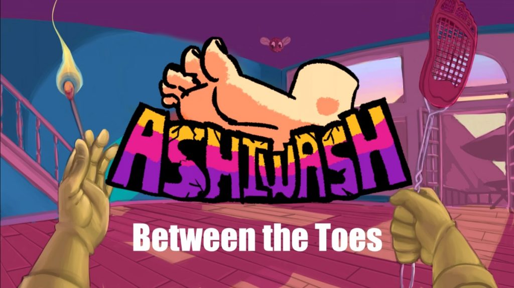 Between the Toes - Ashi Wash